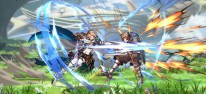 Granblue Fantasy: Versus: 2D-Kampfspiel erscheint bis Ende März in Europa