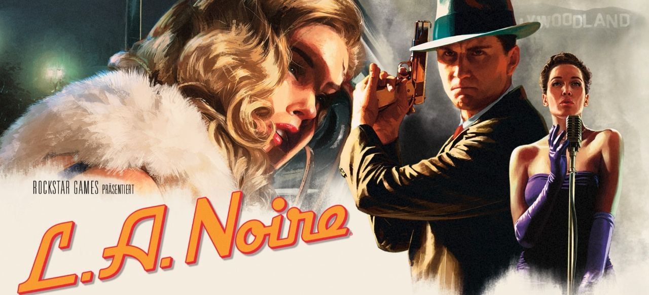 L.A. Noire Part Two (Action-Adventure) von Rockstar Games
