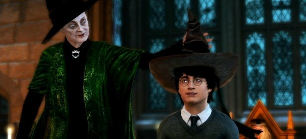 Harry Potter für Kinect (Action-Adventure) von Warner Bros. Interactive Entertainment