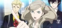 Persona 5: Atlus hat Persona 5 R (für PS4) offiziell bestätigt; Details sollen erst im März 2019 folgen