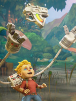 Alle Infos zu Rad Rodgers (Linux,Mac,PC,PlayStation4,Switch,XboxOne)