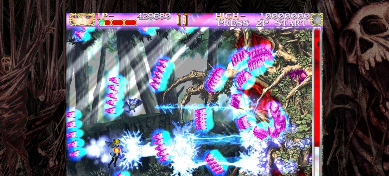 Deathsmiles (Arcade-Action) von Apple / Degica
