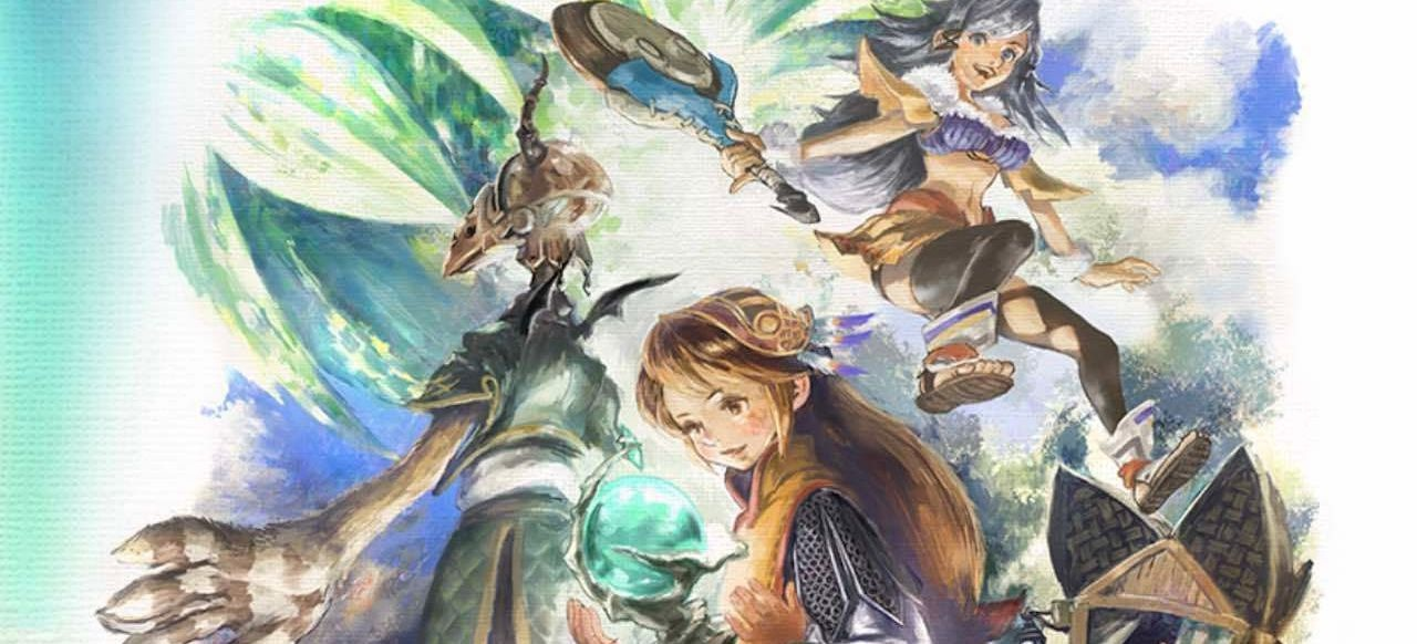 Final Fantasy: Crystal Chronicles (Rollenspiel) von Nintendo / Square Enix