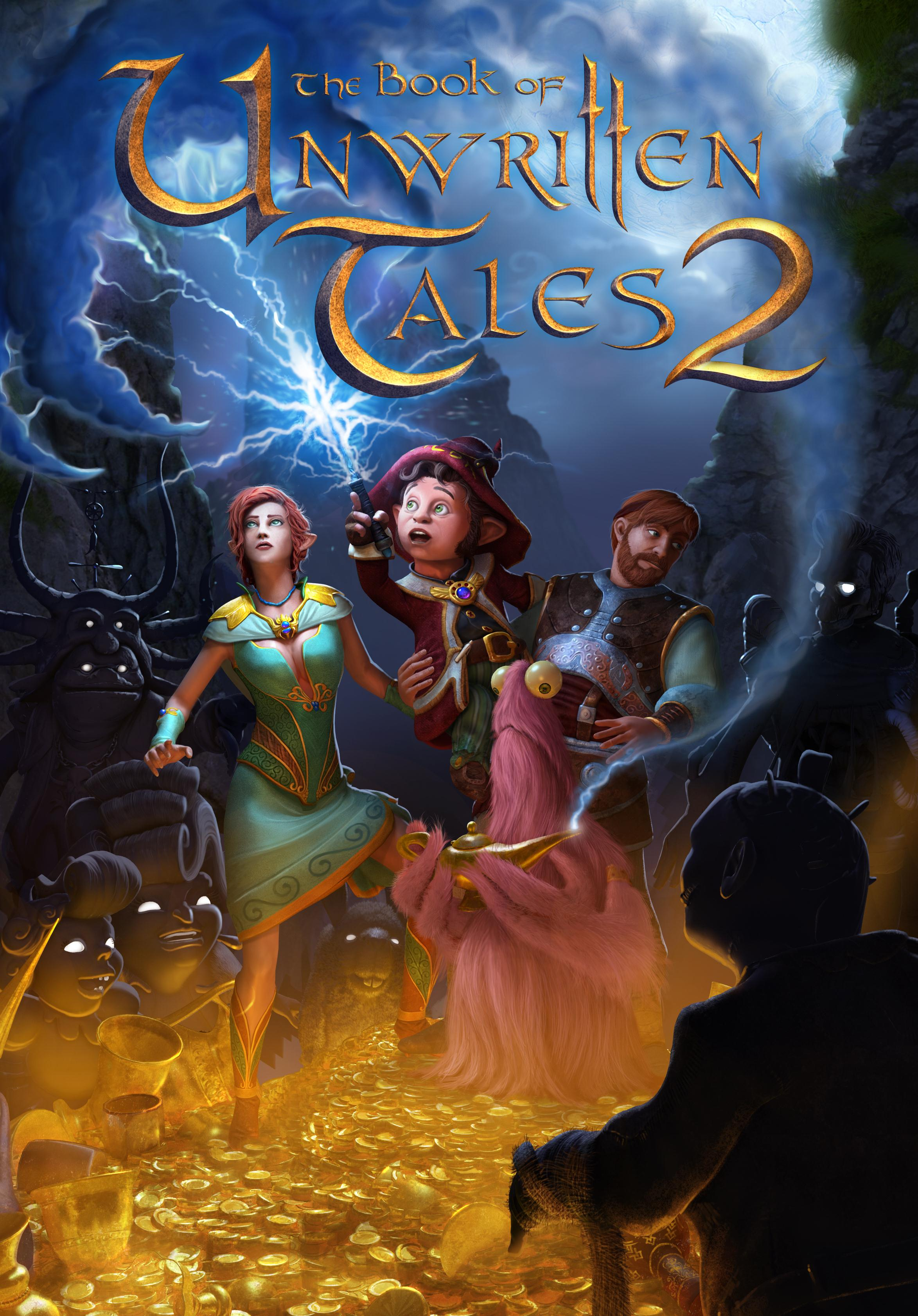 Alle Infos zu The Book of Unwritten Tales 2 (XboxOne)