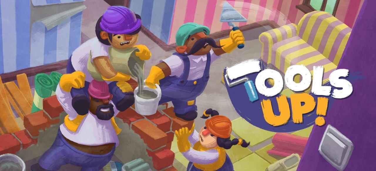 Tools Up! - Kooperative Handwerker-Action für PC, PS4, Xbox One und Switch angekündigt