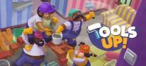 Tools Up!: Kooperative Handwerker-Action für PC, PS4, Xbox One und Switch angekündigt