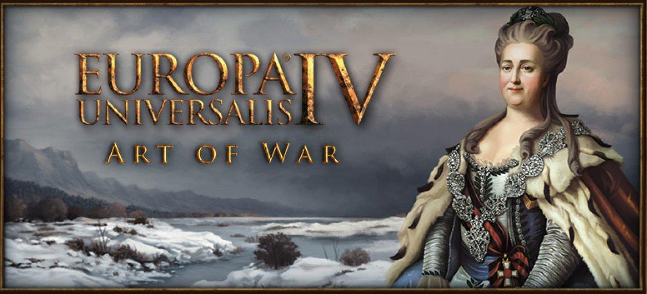 Europa Universalis 4: Art of War (Taktik & Strategie) von Paradox Interactive