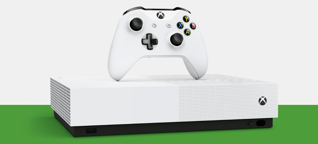 Xbox One S All-Digital Edition (Hardware) von Microsoft