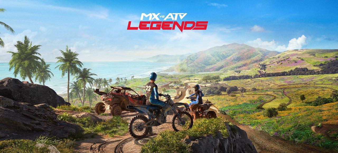 MX vs. ATV Legends (Rennspiel) von THQ Nordic GmbH