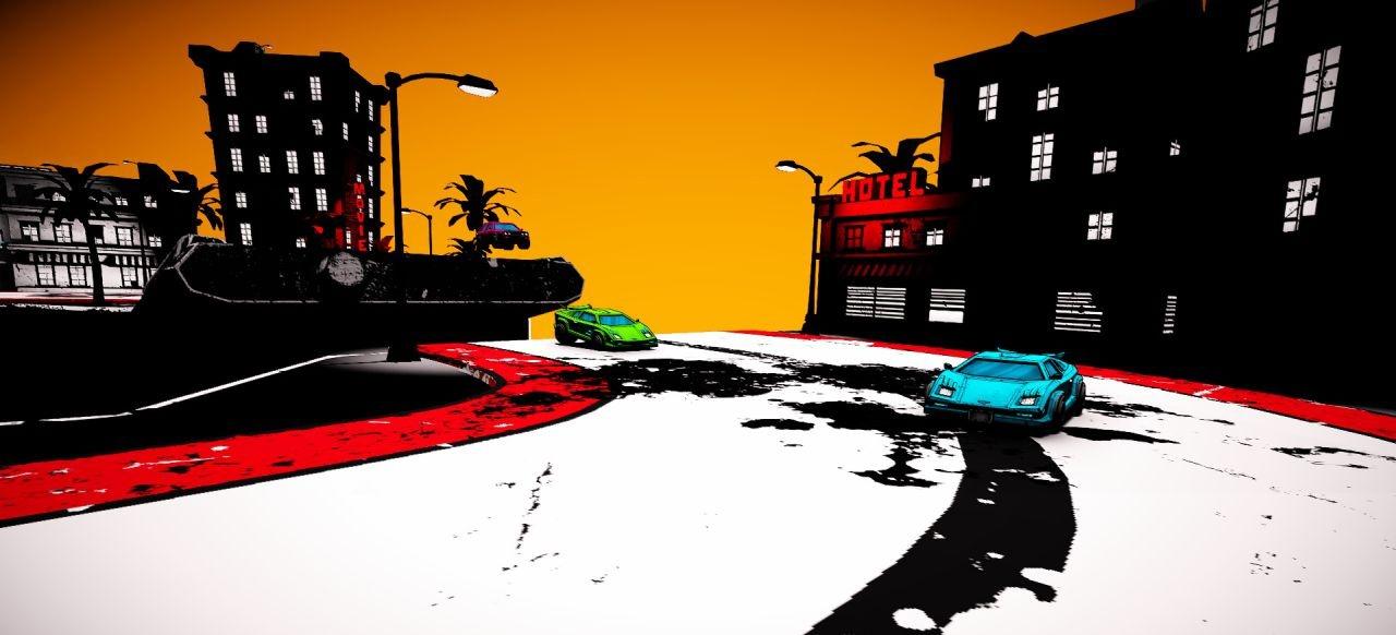 Street Heat (Rennspiel) von PQube