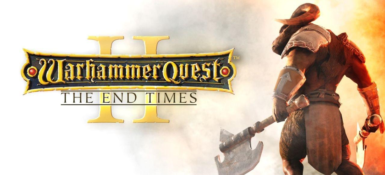 Warhammer Quest 2: The End Times (Taktik & Strategie) von Perchang