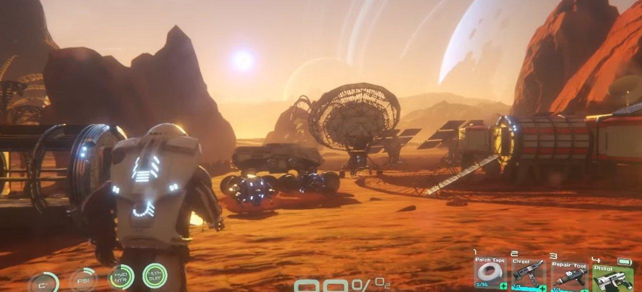 Osiris: New Dawn (Simulation) von Reverb Triple X
