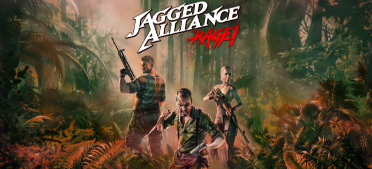 Jagged Alliance: Rage! (Taktik & Strategie) von HandyGames / THQ Nordic