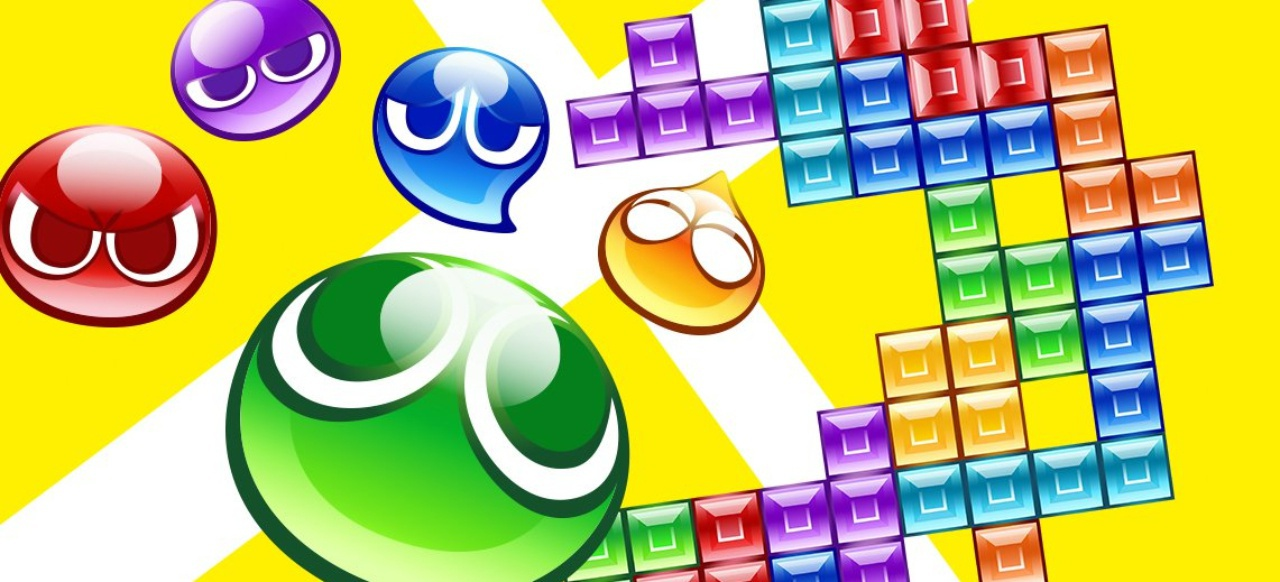 Puyo Puyo Tetris (Logik & Kreativität) von SEGA