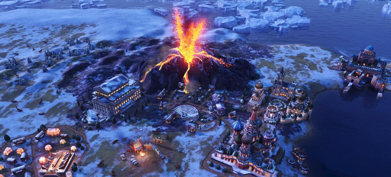 Civilization 6: Gathering Storm (Taktik & Strategie) von 2K