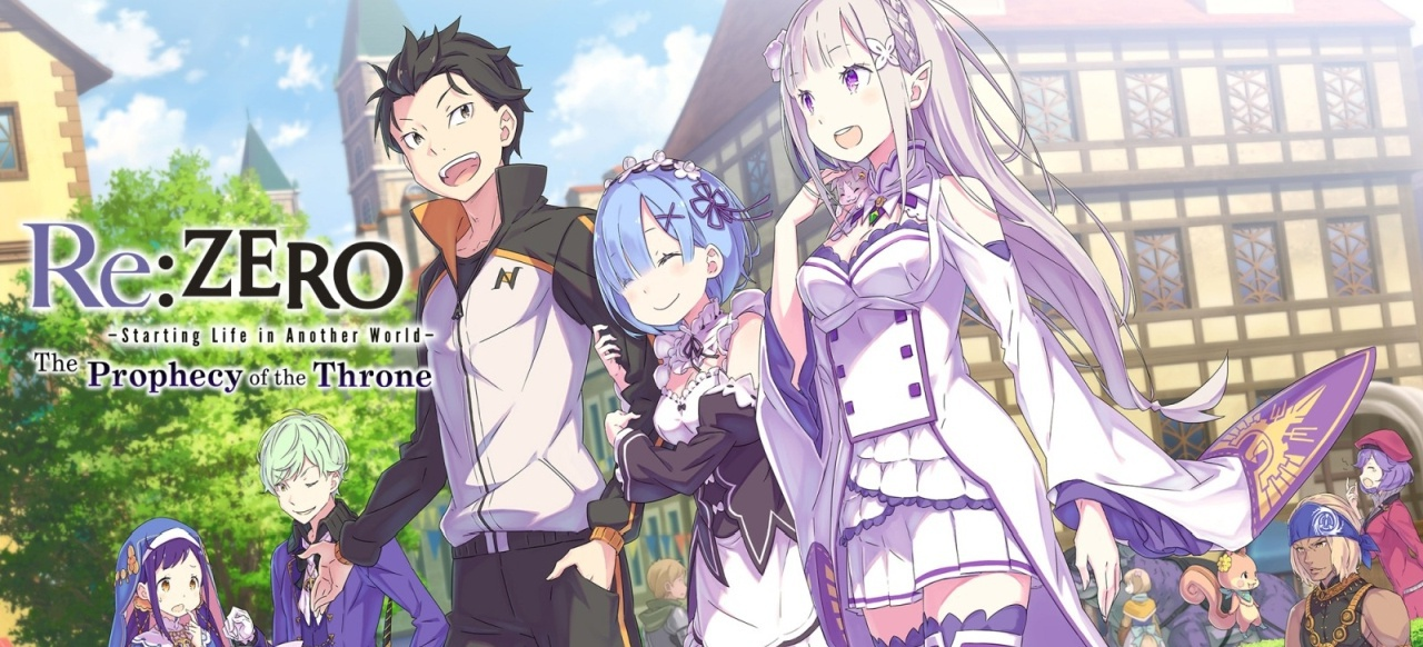 Re:ZERO - Starting Life in Another World: The Prophecy of the Throne (Adventure) von Spike Chunsoft
