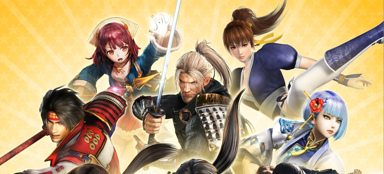 Warriors All-Stars (Action-Adventure) von Koei Tecmo