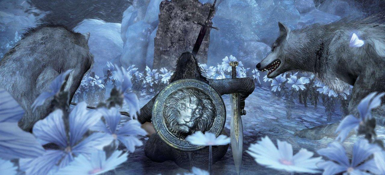Dark Souls 3: Ashes of Ariandel (Rollenspiel) von Bandai Namco