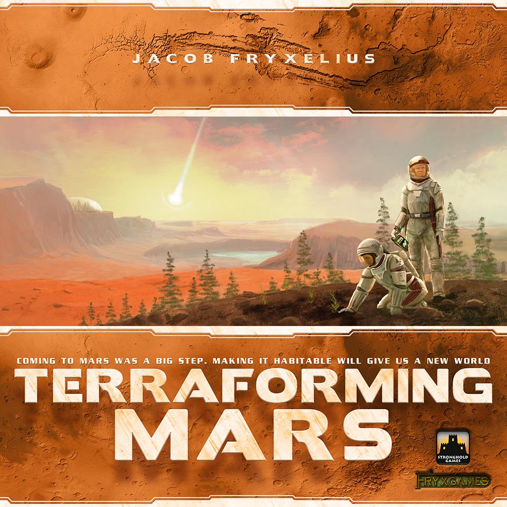 Alle Infos zu Terraforming Mars (Spielkultur)