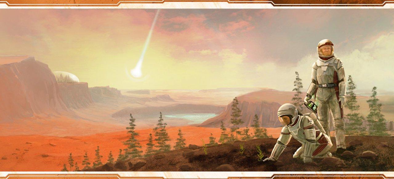Terraforming Mars (Brettspiel) (Brettspiel) von Schwerkraft Verlag