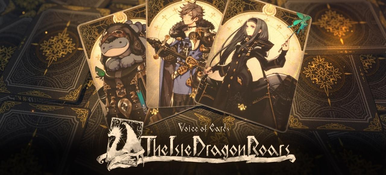 Voice of Cards: The Isle Dragon Roars (Taktik & Strategie) von Square Enix