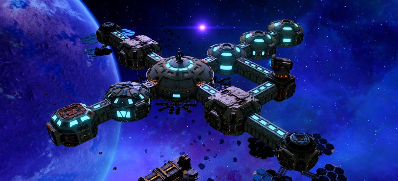 Base One (Simulation) von Blowfish Studios
