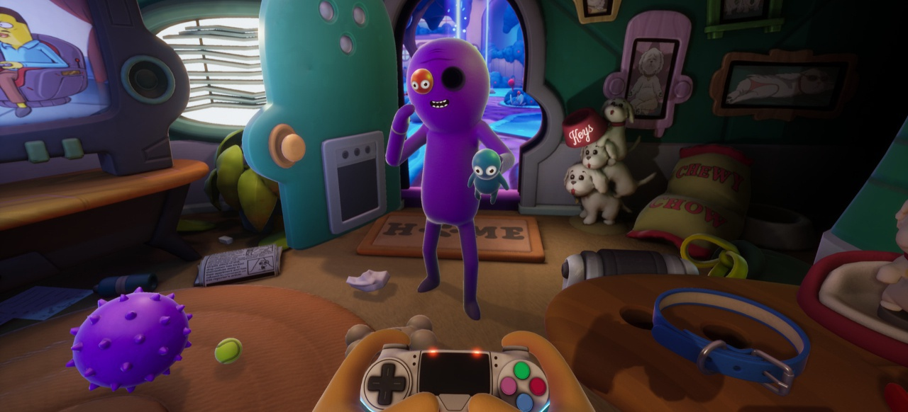 Trover Saves the Universe (Action-Adventure) von Squanch Games