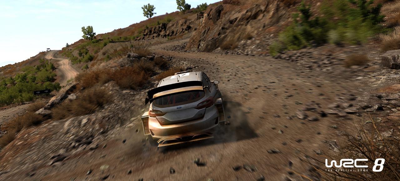 WRC 8 - The Official Game (Rennspiel) von Bigben