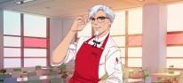 I Love You, Colonel Sanders! A Finger Lickin' Good Dating Simulator: Skurriles Werbespiel von KFC auf Steam