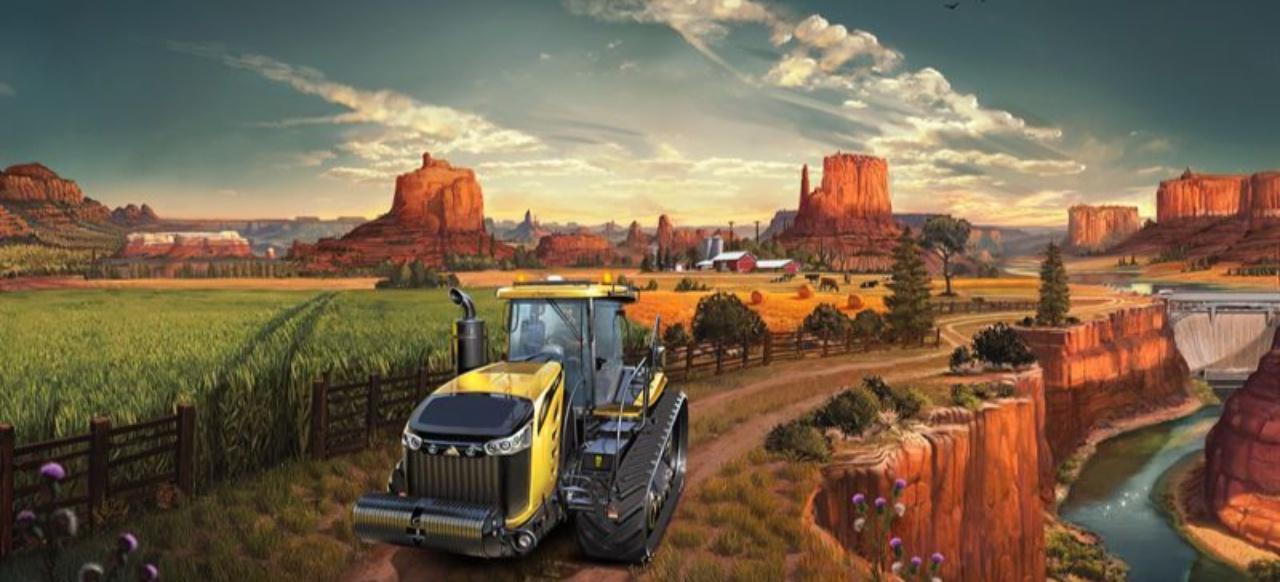 Landwirtschafts-Simulator 18 (Simulation) von Focus Home Interactive / astragon Entertainment