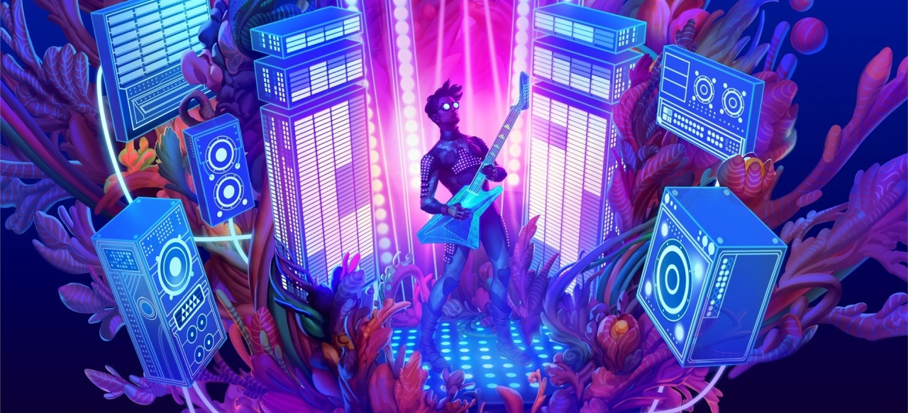 The Artful Escape (Action-Adventure) von Annapurna Interactive
