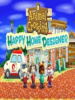 Alle Infos zu Animal Crossing: Happy Home Designer (3DS)