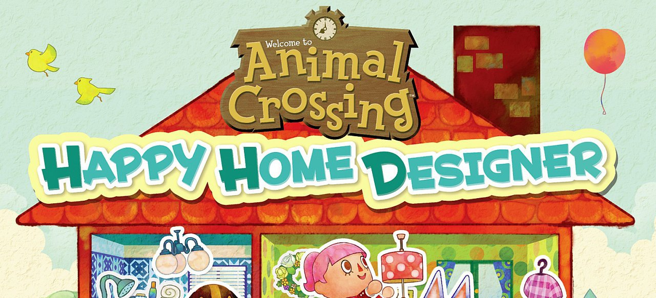 Animal Crossing: Happy Home Designer (Simulation) von Nintendo