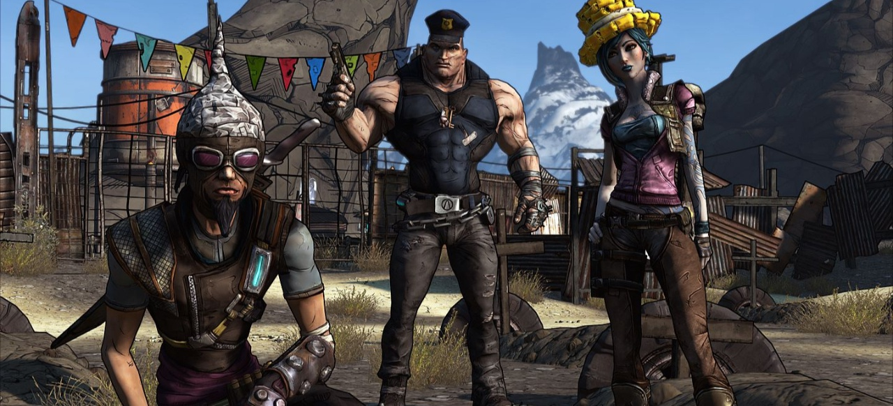 Borderlands (Shooter) von 2K Games