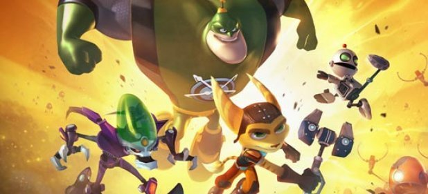 Ratchet & Clank: All 4 One (Action-Adventure) von Sony