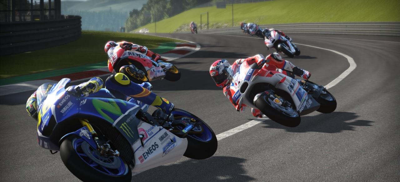 Moto GP 17 (Rennspiel) von Milestone