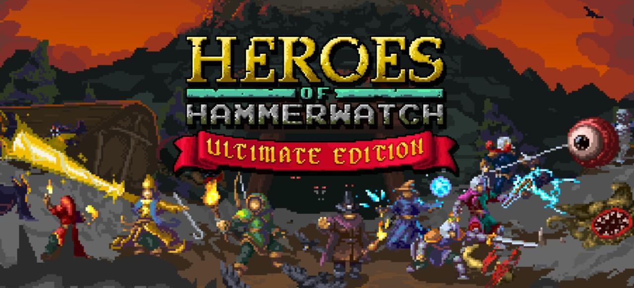 Heroes of Hammerwatch (Rollenspiel) von Crackshell / Surefire.Games / BlitWorks