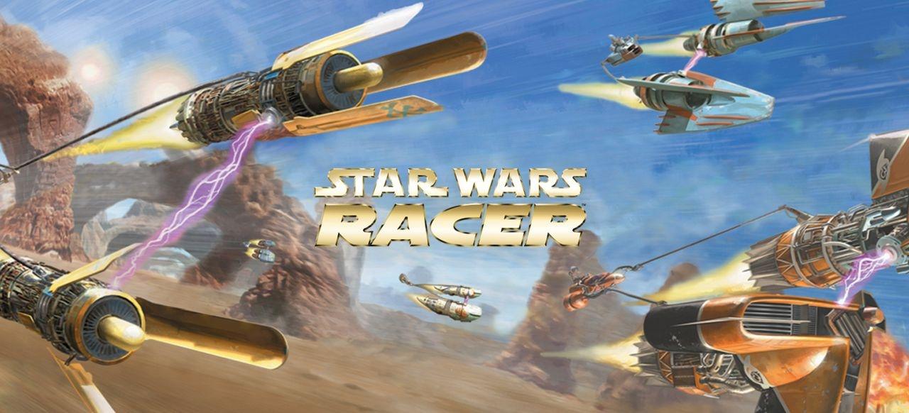Star Wars: Episode 1 Racer (Rennspiel) von LucasArts / Disney / Aspyr
