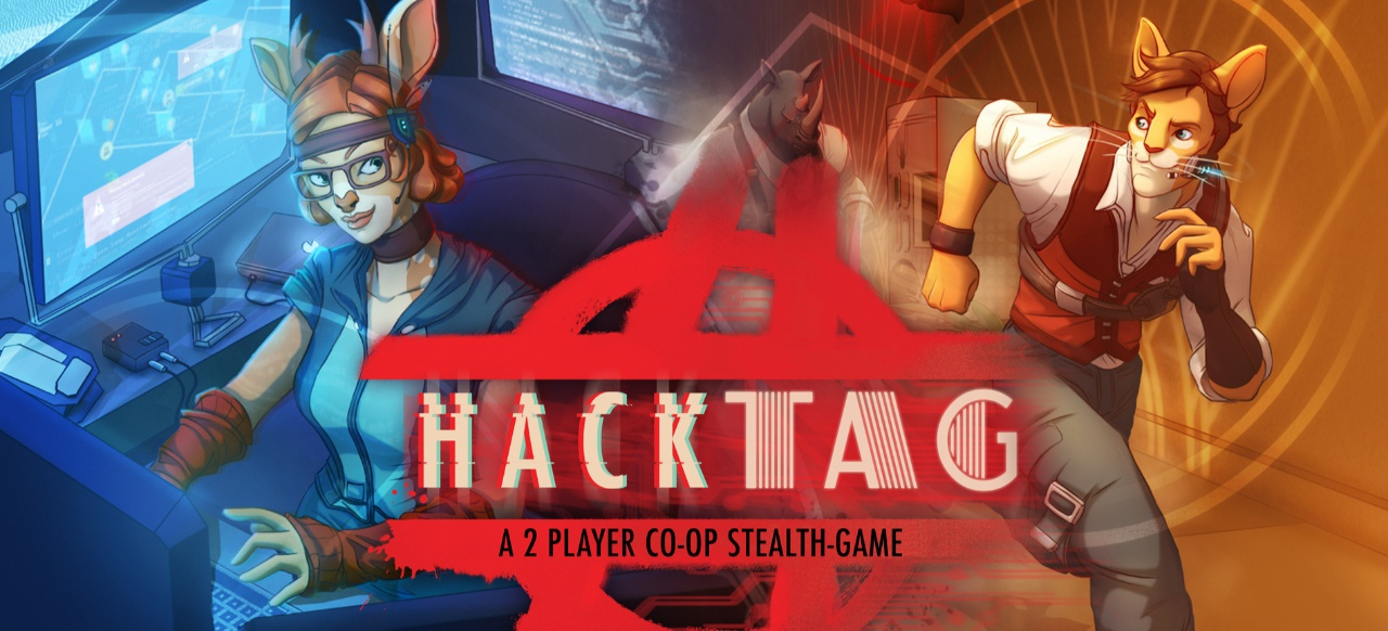 Hacktag (Action-Adventure) von Piece of Cake Studios