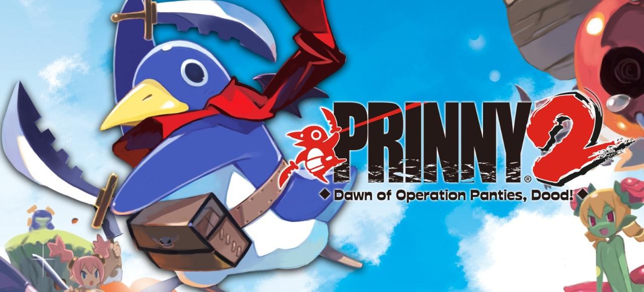 Prinny 2: Dawn of Operation Panties, Dood! (Plattformer) von NIS America