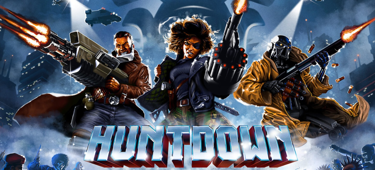 Huntdown (Arcade-Action) von Coffee Stain Publishing
