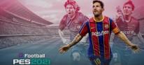 eFootball PES 2021 Season Update: Data Packs 6.0 und 7.0 vorgestellt