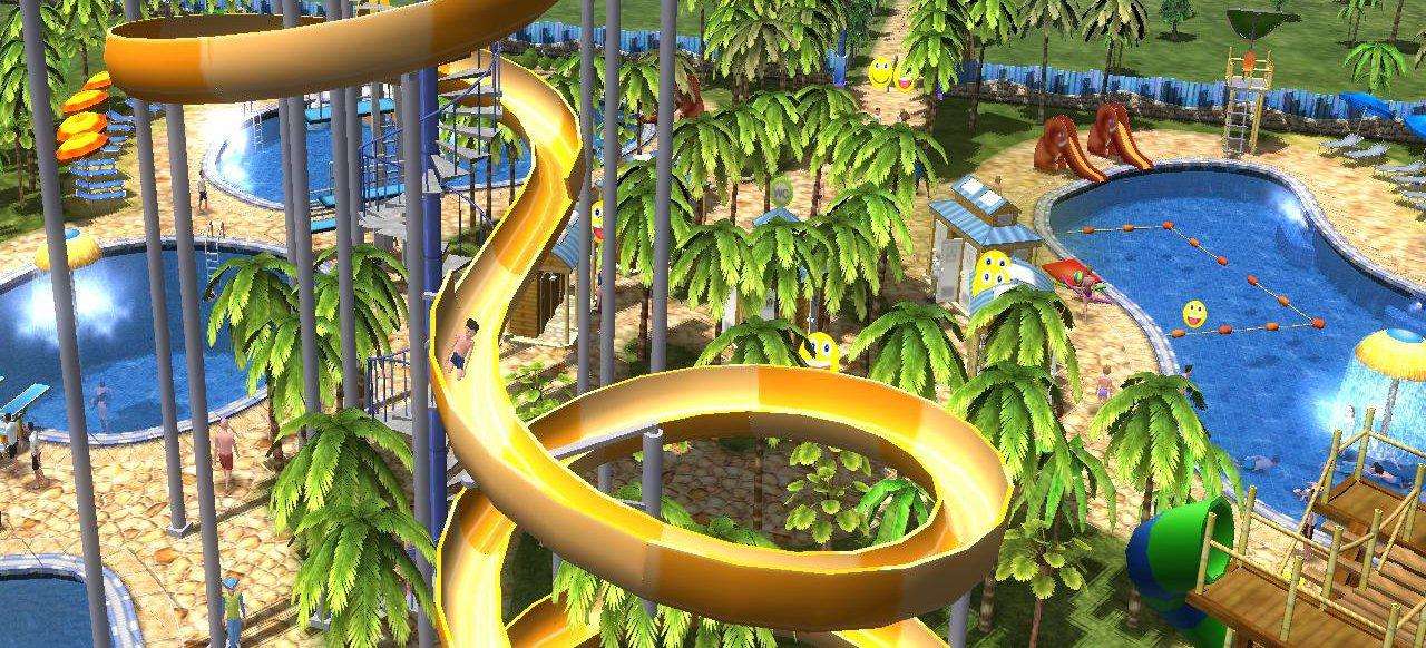 Water Park Tycoon (Taktik & Strategie) von Excalibur Publishing