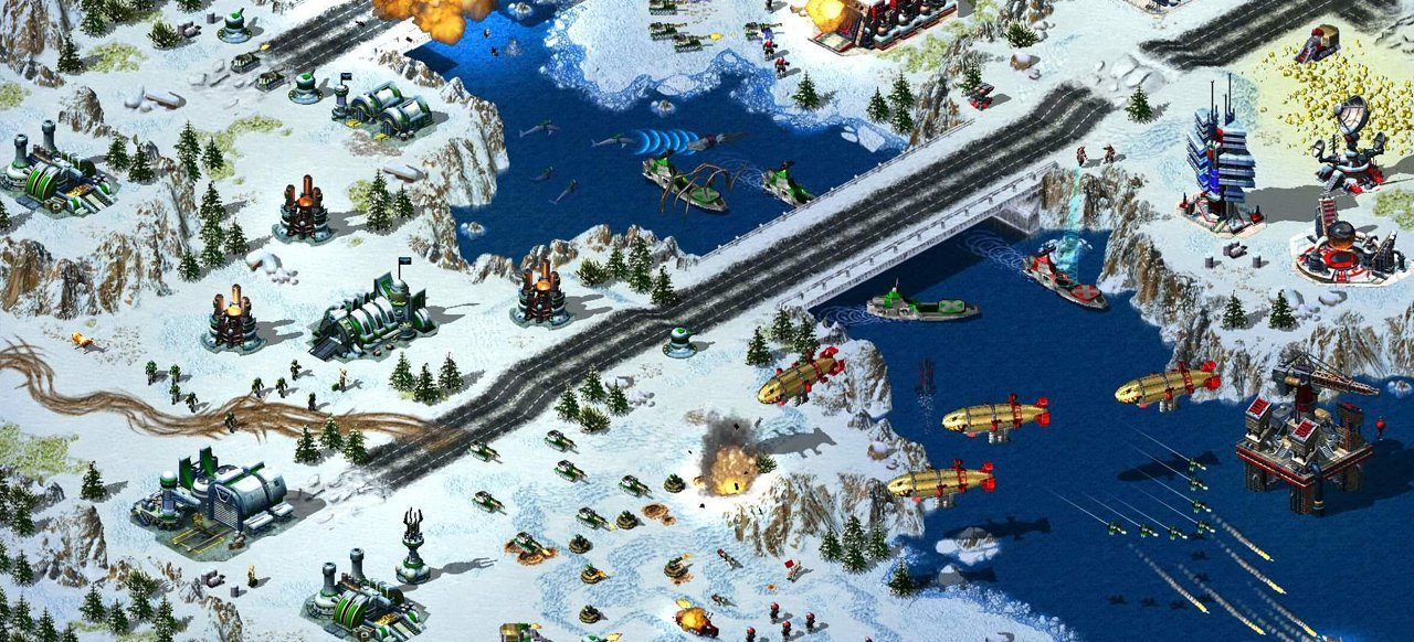 Command & Conquer: Alarmstufe Rot 2 (Strategie) von Electronic Arts