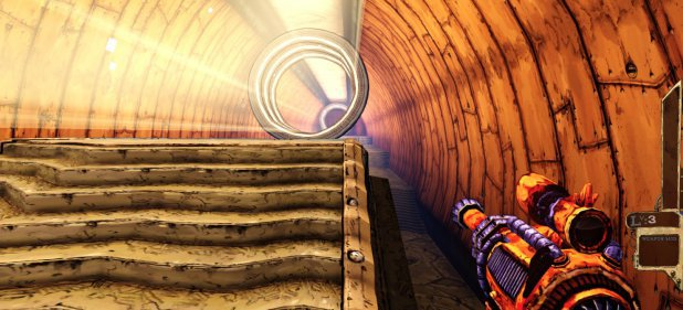 Tower of Guns (Shooter) von Terrible Posture Games / Grip Games / SOEDESCO