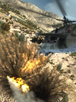 Alle Infos zu Air Missions: HIND (PC,PlayStation4,Switch,XboxOne)
