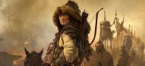 Stronghold: Warlords: Feuerpfeilwagen, Raketenwerfer und Belagerungsturm