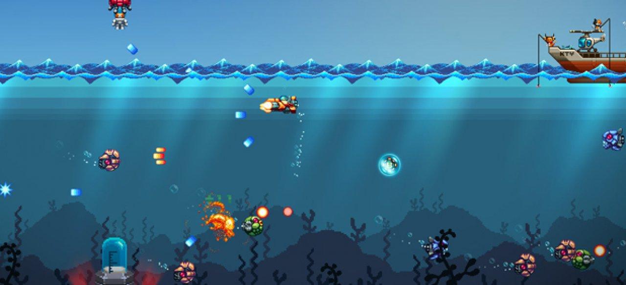 Aqua Kitty - Milk Mine Defender (Action) von Tikipod Ltd.