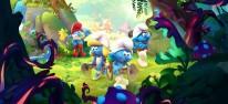 The Smurfs: Schlumpfiges Action-Adventure in Arbeit