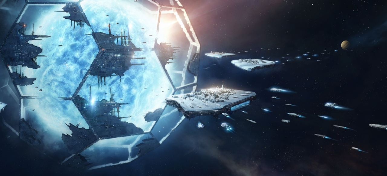 Stellaris: Utopia (Strategie) von Paradox Interactive